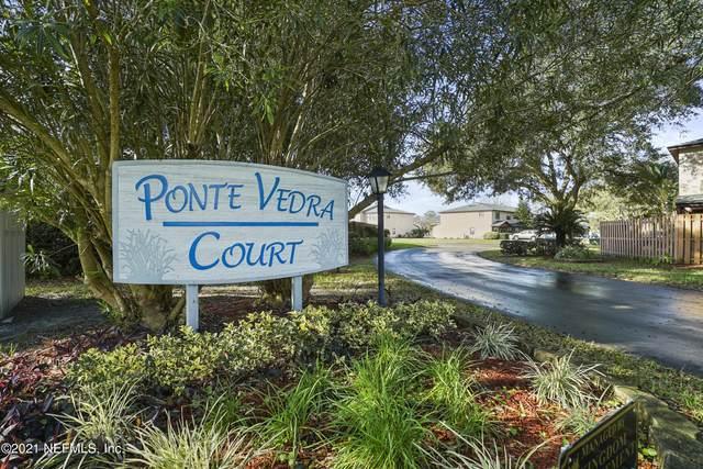 14 Ponte Vedra Ct C, Ponte Vedra Beach, FL 32082 (MLS #1096873) :: Momentum Realty