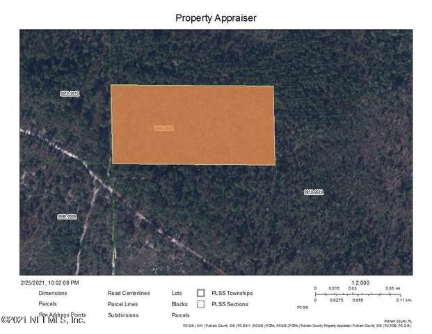 000 Buck Springs, Palatka, FL 32177 (MLS #1096885) :: Memory Hopkins Real Estate