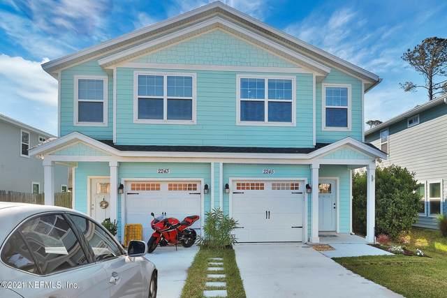 2245 Pine Pl, Neptune Beach, FL 32266 (MLS #1096889) :: EXIT 1 Stop Realty