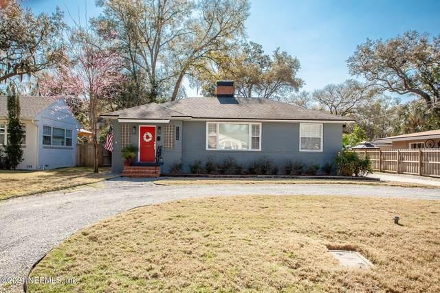 1324 Jean Ct, Jacksonville, FL 32207 (MLS #1096901) :: The Hanley Home Team