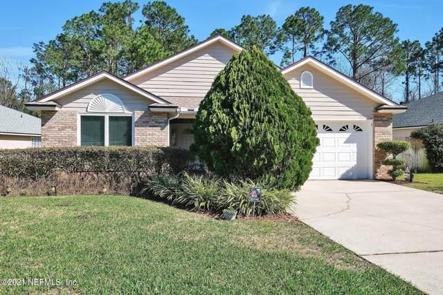 1717 Hawkins Cove Dr W, Jacksonville, FL 32246 (MLS #1096930) :: The DJ & Lindsey Team