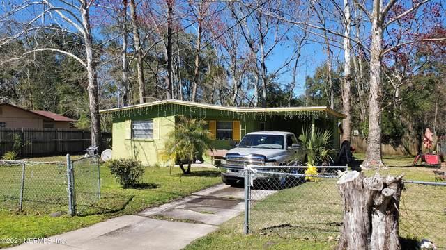 823 Floyd Cir N, Orange Park, FL 32073 (MLS #1096931) :: Berkshire Hathaway HomeServices Chaplin Williams Realty