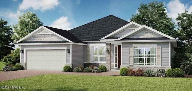 1672 Sandy Creek Pkwy #19, St Augustine, FL 32095 (MLS #1096944) :: The Coastal Home Group
