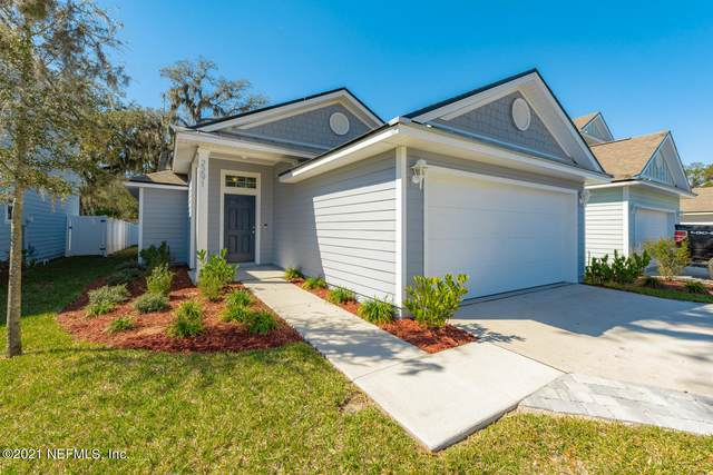 2291 Fairway Villas Dr, Jacksonville, FL 32233 (MLS #1096947) :: The Coastal Home Group