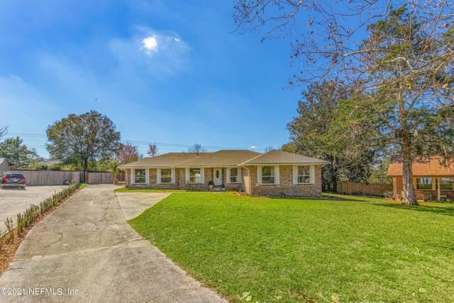 2498 Bentridge Ct, Orange Park, FL 32065 (MLS #1096964) :: 97Park
