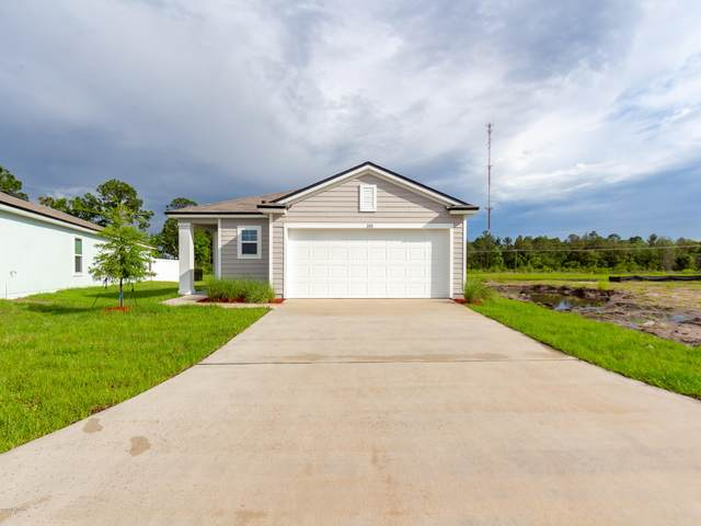330 Ashby Landing Way, St Augustine, FL 32086 (MLS #1096967) :: 97Park