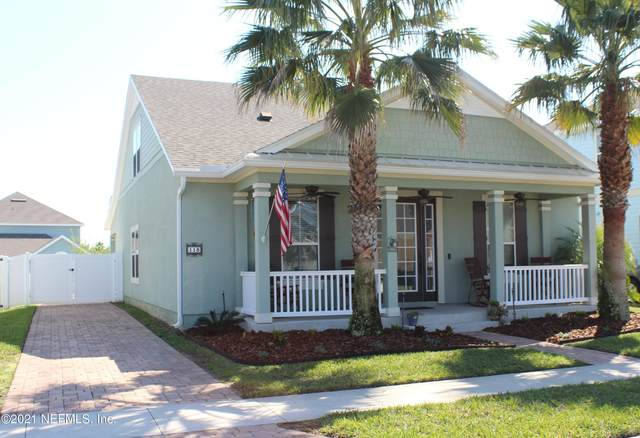 118 Tamarac Ave, Ponte Vedra, FL 32081 (MLS #1097003) :: Olde Florida Realty Group
