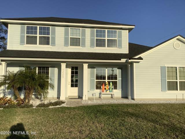 1005 16TH St N, Jacksonville Beach, FL 32250 (MLS #1097004) :: Berkshire Hathaway HomeServices Chaplin Williams Realty