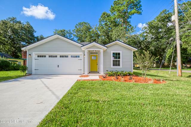 9716 Cunningham Rd, Jacksonville, FL 32246 (MLS #1097030) :: The DJ & Lindsey Team