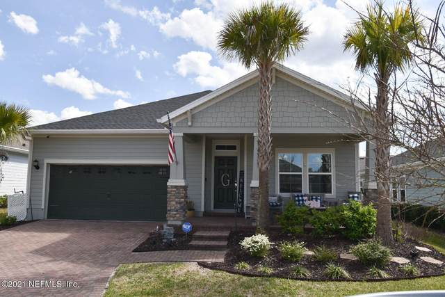86 Laurel Gate Ln, St Augustine, FL 32092 (MLS #1097059) :: The Hanley Home Team