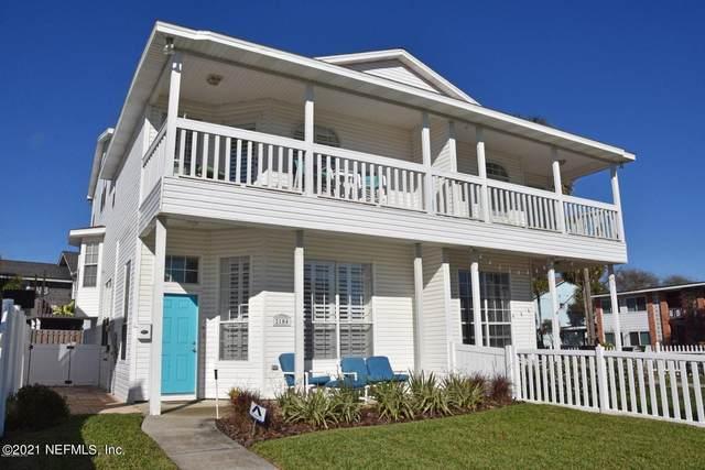 2104 1ST St, Neptune Beach, FL 32266 (MLS #1097064) :: The Randy Martin Team | Watson Realty Corp