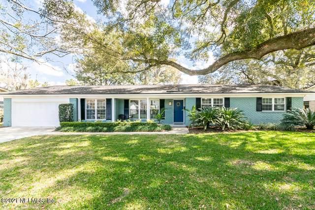 8829 Runnymeade Rd, Jacksonville, FL 32257 (MLS #1097085) :: The Hanley Home Team