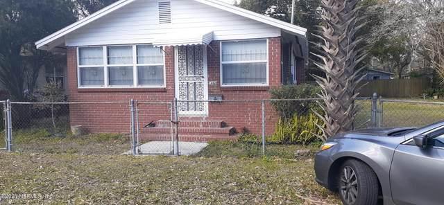 1463 W 25TH St, Jacksonville, FL 32209 (MLS #1097090) :: The DJ & Lindsey Team
