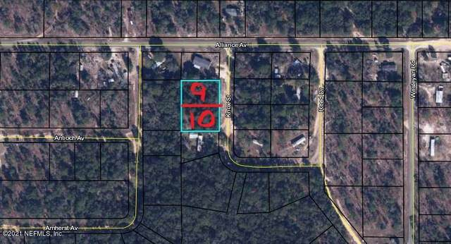 7142 Knox St, Keystone Heights, FL 32656 (MLS #1097126) :: Military Realty