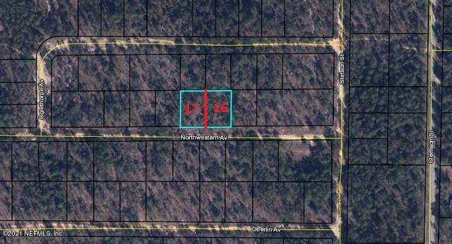 6218 Northwestern Ave, Keystone Heights, FL 32656 (MLS #1097131) :: Military Realty