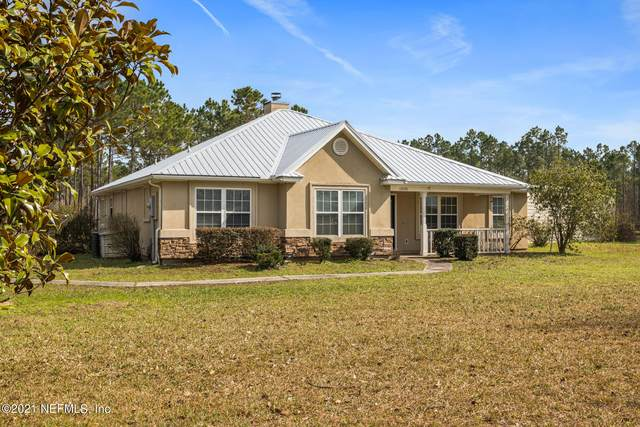 12531 Co Rd 121, Bryceville, FL 32009 (MLS #1097138) :: The Impact Group with Momentum Realty