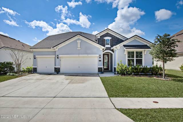 138 Silver Sage Ln, St Augustine, FL 32095 (MLS #1097141) :: The Hanley Home Team