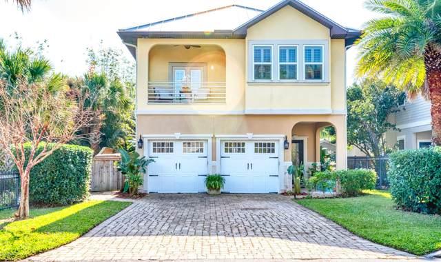 122 36TH Ave S, Jacksonville Beach, FL 32250 (MLS #1097150) :: The Randy Martin Team | Watson Realty Corp