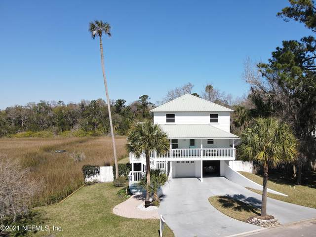 55 Quail Ln, Jacksonville Beach, FL 32250 (MLS #1097151) :: EXIT Real Estate Gallery