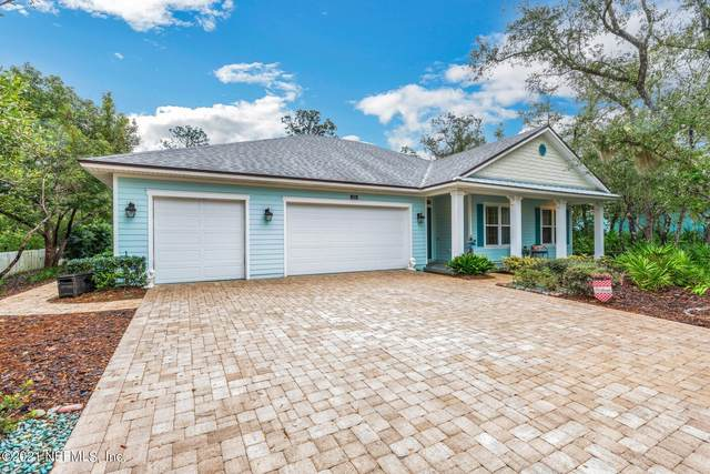 224 History Pl, St Augustine, FL 32095 (MLS #1097154) :: The Newcomer Group
