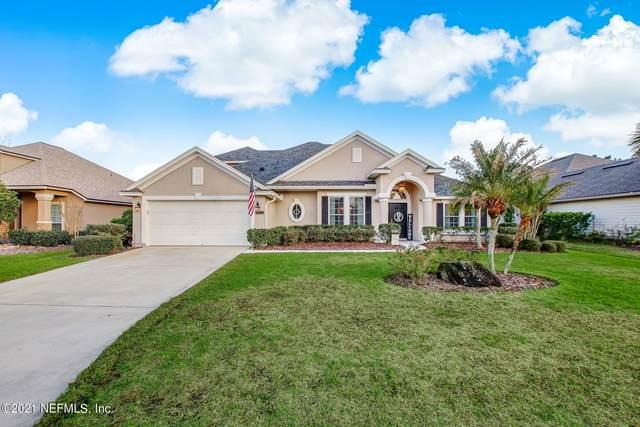 2433 E Caparina Dr, St Augustine, FL 32092 (MLS #1097157) :: Noah Bailey Group