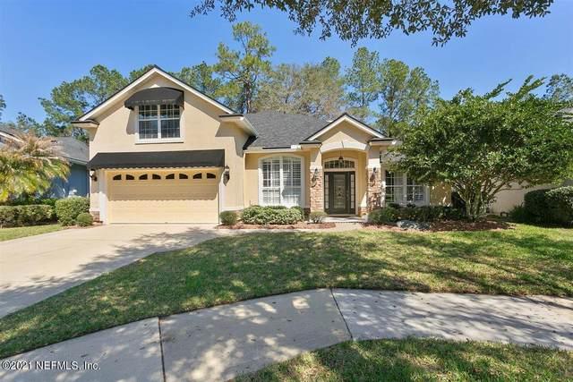 1544 Barrington Cir, St Augustine, FL 32092 (MLS #1097178) :: The Hanley Home Team