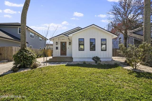 511 Oleander St, Neptune Beach, FL 32266 (MLS #1097186) :: Century 21 St Augustine Properties