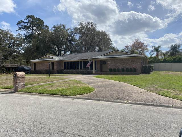 4254 La Losa Dr, Jacksonville, FL 32217 (MLS #1097209) :: The Impact Group with Momentum Realty