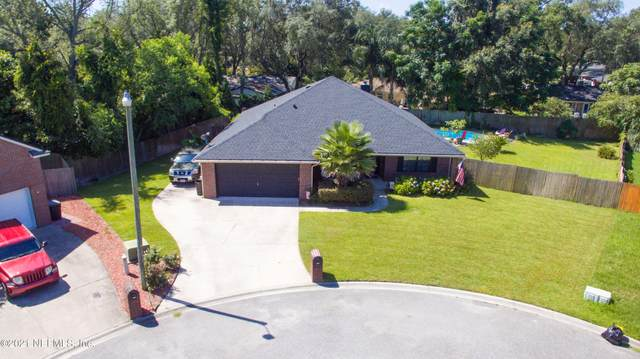 3190 Highland Grove Dr, Orange Park, FL 32073 (MLS #1097220) :: The Randy Martin Team | Watson Realty Corp