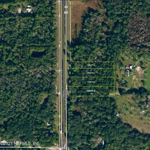 0000 N Us Highway 301, Waldo, FL 32694 (MLS #1097266) :: Noah Bailey Group