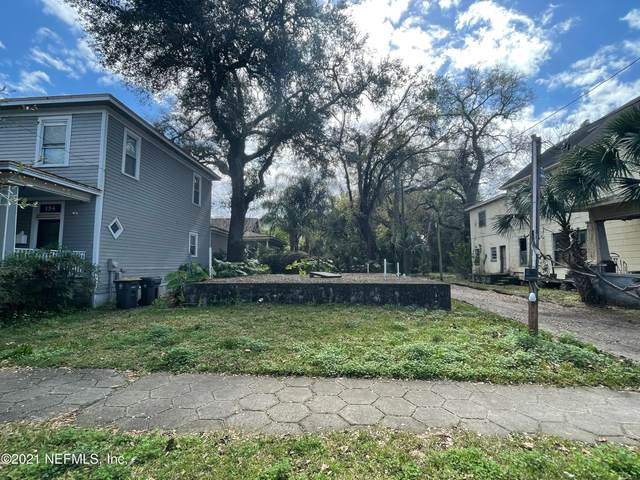 132 E 6TH St, Jacksonville, FL 32206 (MLS #1097399) :: Noah Bailey Group