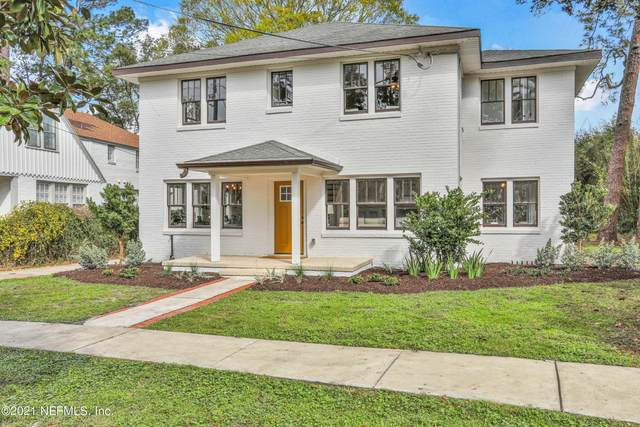 1273 Hollywood Ave A, Jacksonville, FL 32205 (MLS #1097443) :: The Newcomer Group