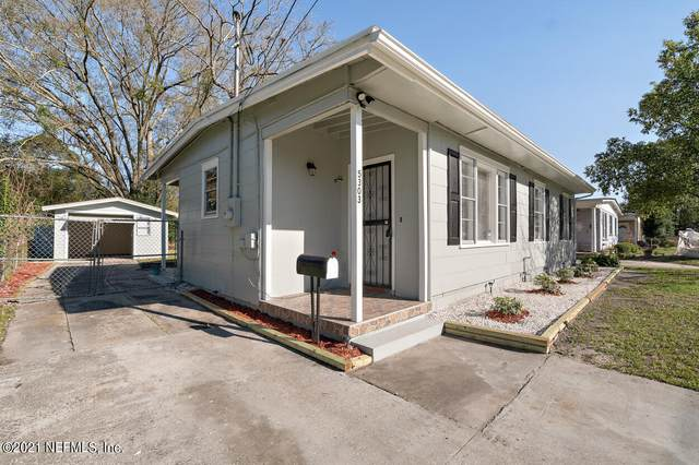 5303 Bunche Dr, Jacksonville, FL 32209 (MLS #1097459) :: The Newcomer Group