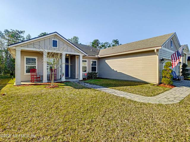351 Athens Dr, St Augustine, FL 32092 (MLS #1097468) :: The Newcomer Group
