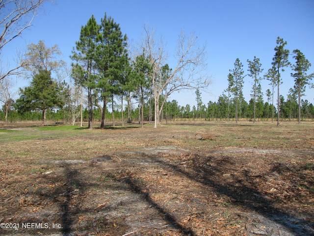 LOT 2 County Road 108, Hilliard, FL 32046 (MLS #1097528) :: Military Realty