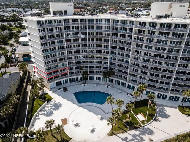 1601 Ocean Dr S #210, Jacksonville Beach, FL 32250 (MLS #1097544) :: The Coastal Home Group