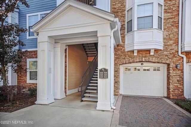 8550 Touchton Rd #1621, Jacksonville, FL 32216 (MLS #1097597) :: Oceanic Properties