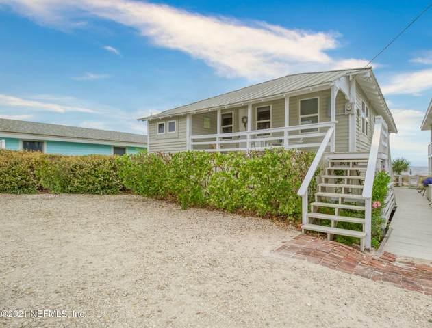 248 S Fletcher Ave, Fernandina Beach, FL 32034 (MLS #1097598) :: The Coastal Home Group