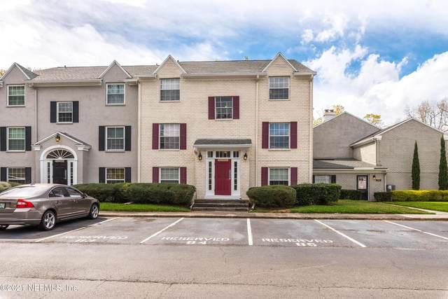 4322 Plaza Gate Ln #101, Jacksonville, FL 32217 (MLS #1097650) :: Ponte Vedra Club Realty