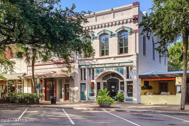 306 Centre St A&B, Fernandina Beach, FL 32034 (MLS #1097684) :: Noah Bailey Group