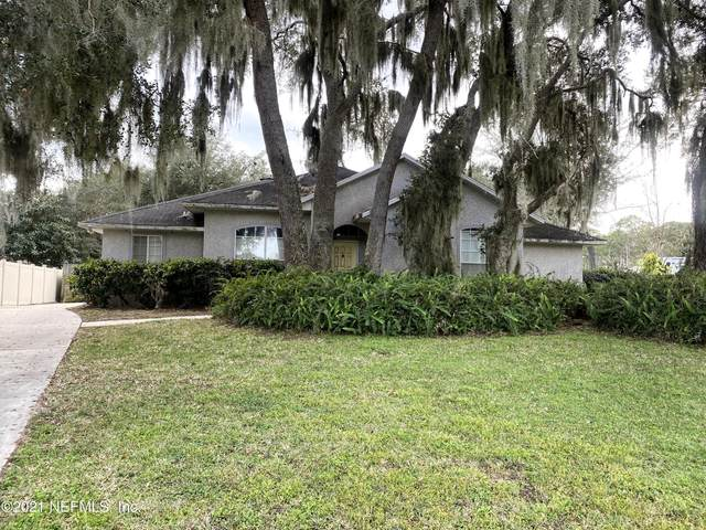 642 Gilda Dr, St Augustine, FL 32086 (MLS #1097736) :: Noah Bailey Group