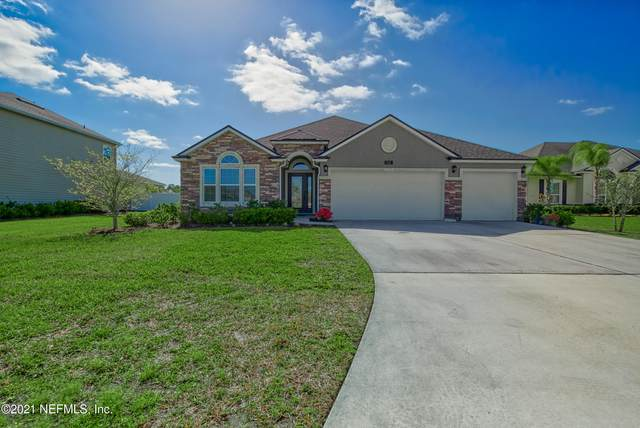 2101 S Sorrento Hills Rd, St Augustine, FL 32092 (MLS #1097744) :: CrossView Realty