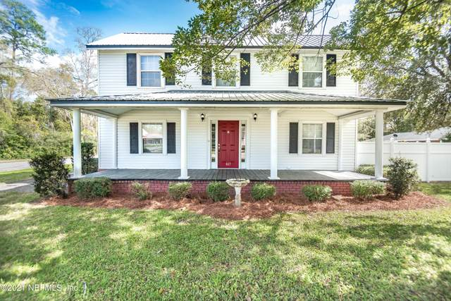 407 6TH St S, Macclenny, FL 32063 (MLS #1097771) :: The Hanley Home Team