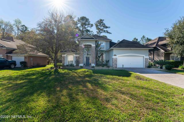 2489 Country Side Dr, Fleming Island, FL 32003 (MLS #1097807) :: The Newcomer Group