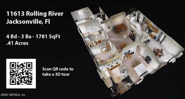 11613 Rolling River Blvd, Jacksonville, FL 32219 (MLS #1097814) :: CrossView Realty