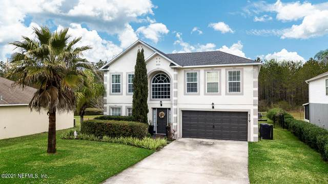 519 Islamorada Dr S, Macclenny, FL 32063 (MLS #1097815) :: The Hanley Home Team