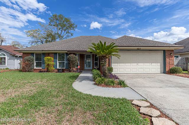 1617 Crabapple Cove Ct N, Jacksonville, FL 32225 (MLS #1097818) :: CrossView Realty