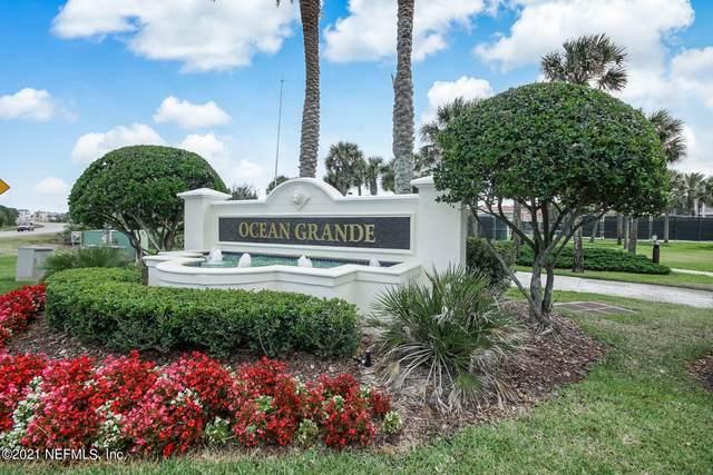 425 N Ocean Grande Dr #105, Ponte Vedra Beach, FL 32082 (MLS #1097821) :: CrossView Realty