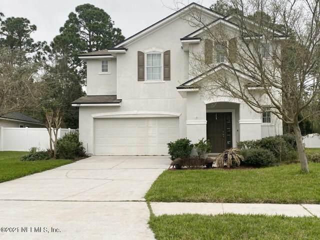 248 Sunshine Dr, St Augustine, FL 32086 (MLS #1097856) :: CrossView Realty