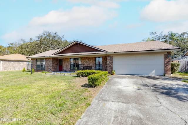 2621 Grafton Dr, Orange Park, FL 32065 (MLS #1097857) :: Noah Bailey Group